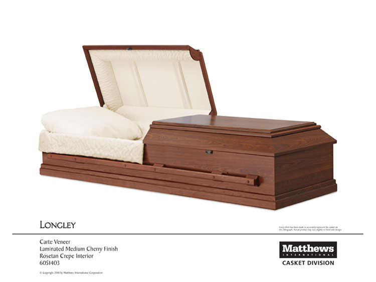 wood casket nj gallery